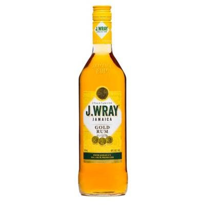 J. Wray Jamaica Gold Rum - De Wine Spot | Curated Whiskey, Small-Batch Wines and Sakes