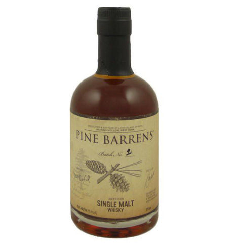 Pine Barrens Single Malt Whisky - De Wine Spot | Curated Whiskey, Small-Batch Wines and Sakes