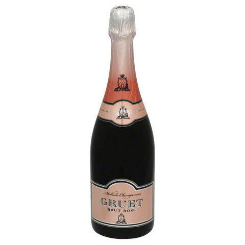 Gruet Winery Brut Rose Pinot Noir | De Wine Spot - Curated Whiskey, Small-Batch Wines and Sakes