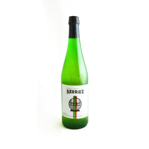 Barrika Basque Country Cider - De Wine Spot | Curated Whiskey, Small-Batch Wines and Sakes