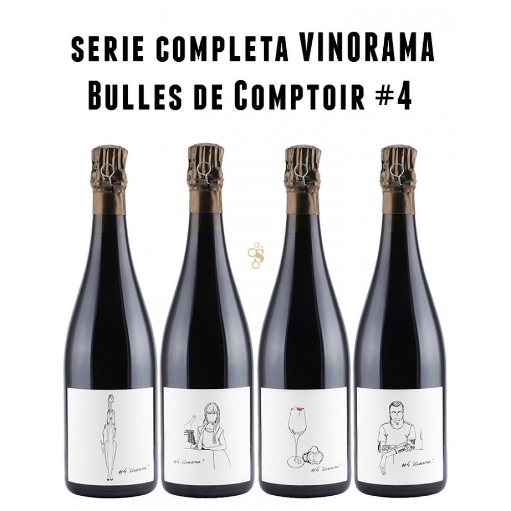 Charles Dufour Champagne Extra Brut Bulles de Comptoir #4 Vinorama - De Wine Spot | Curated Whiskey, Small-Batch Wines and Sakes