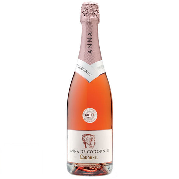 Codorniu Anna Reserva Cava Brut Rose - De Wine Spot | Curated Whiskey, Small-Batch Wines and Sakes