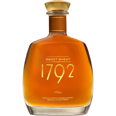 1792 Sweet Wheat Kentucky Straight Bourbon Whiskey - De Wine Spot | Curated Whiskey, Small-Batch Wines and Sakes