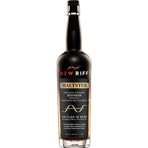 "New Riff Distilling ""Maltster Wheat"" Bottle in Bond Kentucky Straight Bourbon Whiskey - De Wine Spot 