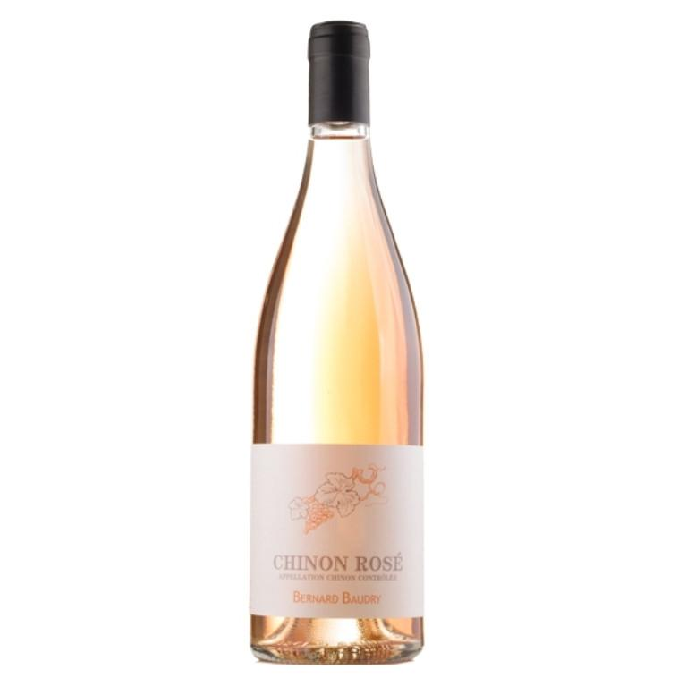 Bernard Baudry Chinon Rose - De Wine Spot | Curated Whiskey, Small-Batch Wines and Sakes
