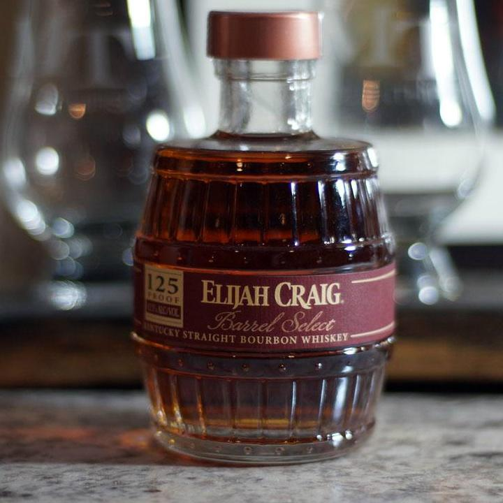 "Elijah Craig Barrel Select a.k.a. ""Grenade"" - De Wine Spot 