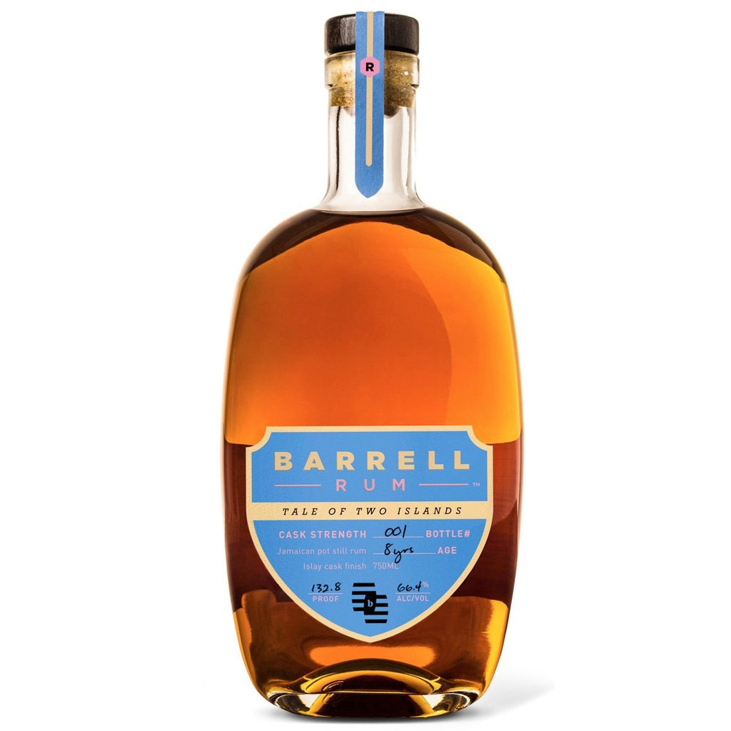 "Barrell Rum ""Tale Of Two Islands"" Cask Strength - De Wine Spot 