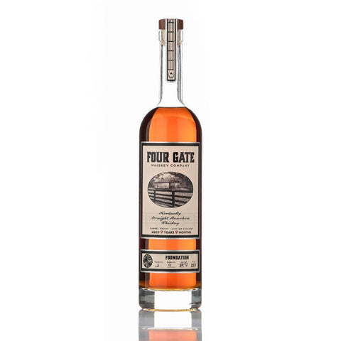 Four Gate Whiskey Company Batch 3 Foundation - De Wine Spot | Curated Whiskey, Small-Batch Wines and Sakes