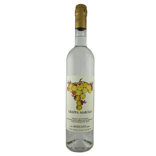 Marolo Grappa di Moscato - De Wine Spot | Curated Whiskey, Small-Batch Wines and Sakes