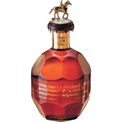 Blanton's Gold Edition Bourbon - De Wine Spot | Curated Whiskey, Small-Batch Wines and Sakes