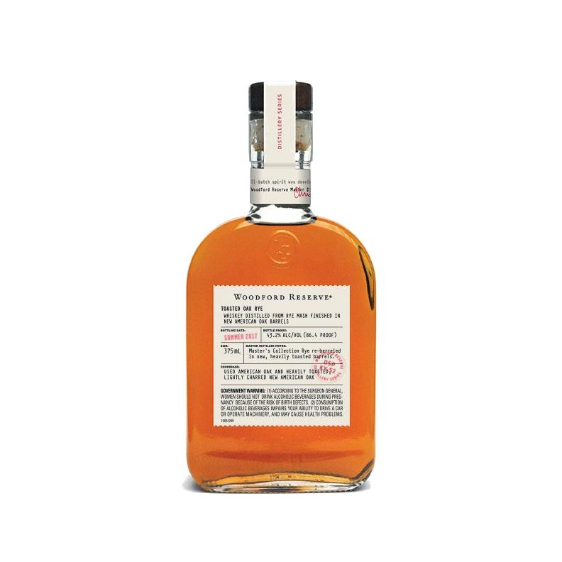 Woodford Reserve Toasted Oak Rye
