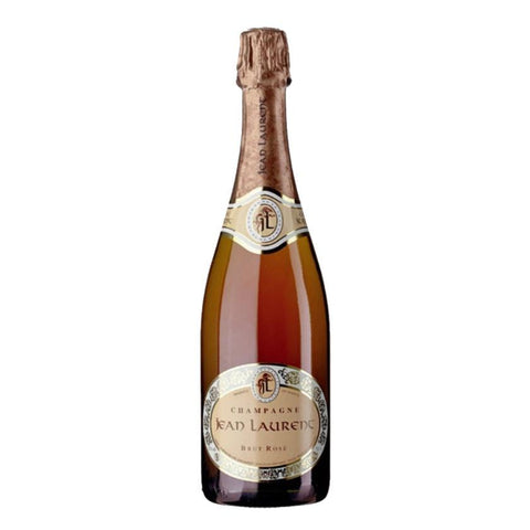 Jean Laurent Champagne Brut Rose - De Wine Spot | Curated Whiskey, Small-Batch Wines and Sakes