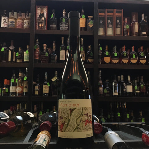 Terres de l'Aumonier Touraine Les Arpents - De Wine Spot | Curated Whiskey, Small-Batch Wines and Sakes