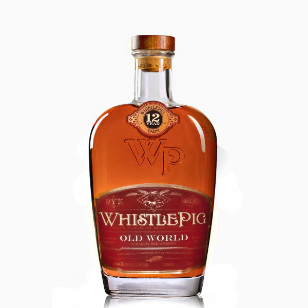 WhistlePig 12 Year Old World Marriage | De Wine Spot - Curated Whiskey, Small-Batch Wines and Sakes