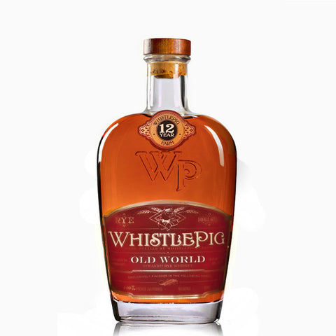 WhistlePig 12 Year Old World Marriage - De Wine Spot | Curated Whiskey, Small-Batch Wines and Sakes
