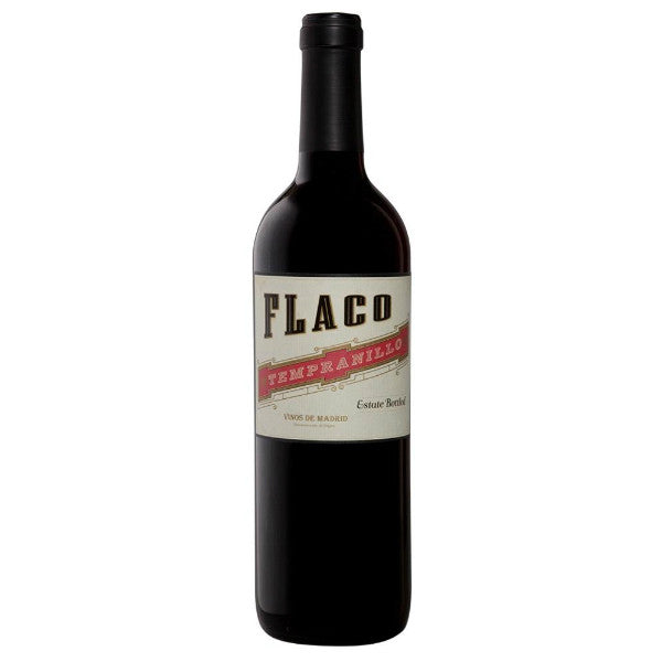 Bodegas Flaco Vinos de Madrid Tempranillo - De Wine Spot | Curated Whiskey, Small-Batch Wines and Sakes