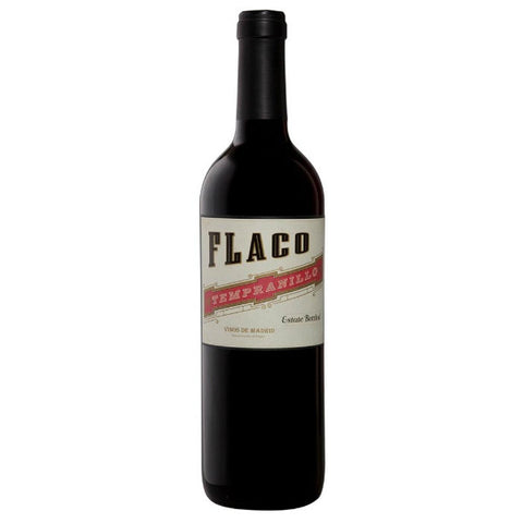 Bodegas Flaco Vinos de Madrid Tempranillo | De Wine Spot - Curated Whiskey, Small-Batch Wines and Sakes
