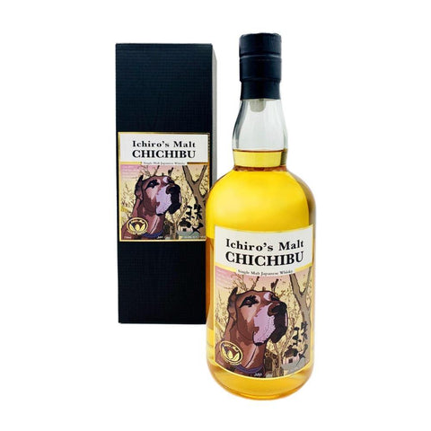 Ichiro's Chichibu Distillery 2014 Single Cask #3912 Japanese Single Malt Whisky - De Wine Spot | Curated Whiskey, Small-Batch Wines and Sakes