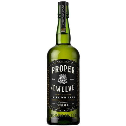Proper No. Twelve Irish Whiskey - De Wine Spot | Curated Whiskey, Small-Batch Wines and Sakes