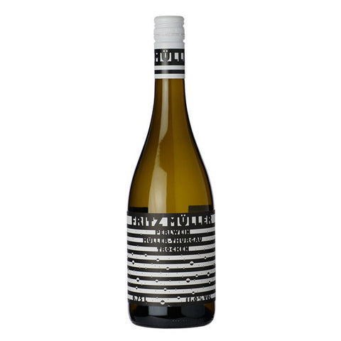 Fritz Muller Perlwein Muller-Thurgau Dry Rheinhessen | De Wine Spot - Curated Whiskey, Small-Batch Wines and Sakes