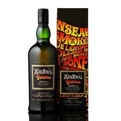 "Ardbeg ""Grooves"" Limited Edition Islay Single Malt Scotch Whisky - De Wine Spot 
