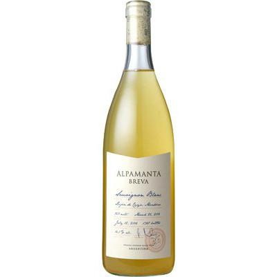 "Alpamanta ""Breva"" Lujan de Cuyo Sauvignon Blanc - De Wine Spot 