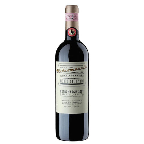 Monte Bernardi Chianti Classico Retromarcia - De Wine Spot | Curated Whiskey, Small-Batch Wines and Sakes