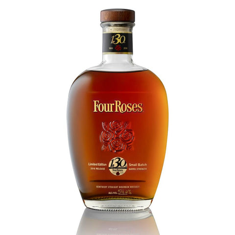 Four Roses 130th Anniversary Bourbon - De Wine Spot | Curated Whiskey, Small-Batch Wines and Sakes