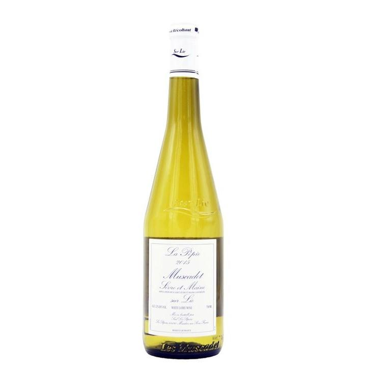 Domaine de la Pepiere Muscadet Sevre-et-Maine Sur Lie - De Wine Spot | Curated Whiskey, Small-Batch Wines and Sakes