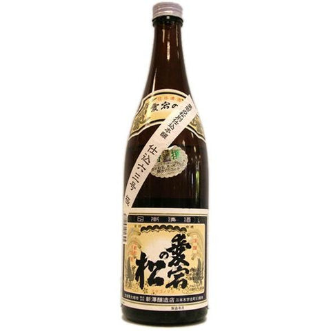 "Atago No Matsu ""Waiting Love"" Tokubetsu Honjozo Sake - De Wine Spot 