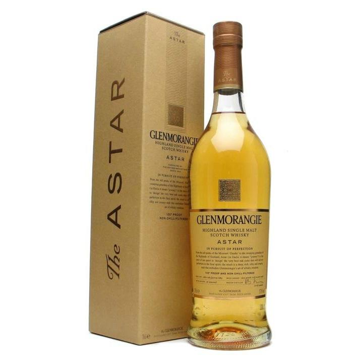Glenmorangie Astar 2017 Scotch Single Malt Whisky - De Wine Spot | Curated Whiskey, Small-Batch Wines and Sakes