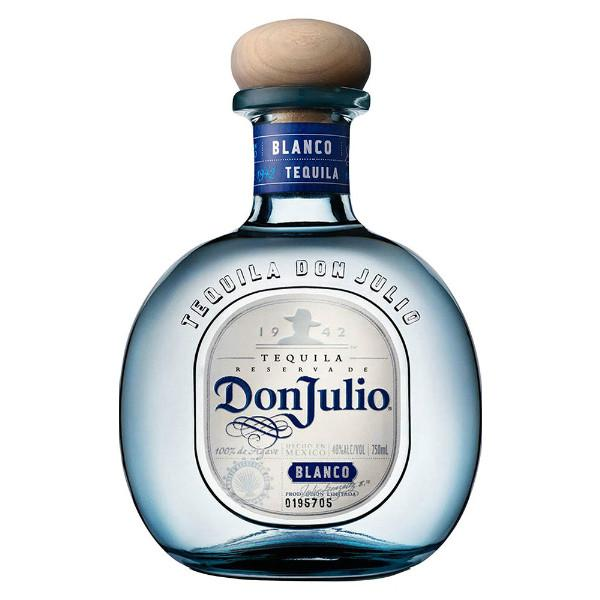 Don Julio Blanco Tequila - De Wine Spot | Curated Whiskey, Small-Batch Wines and Sakes