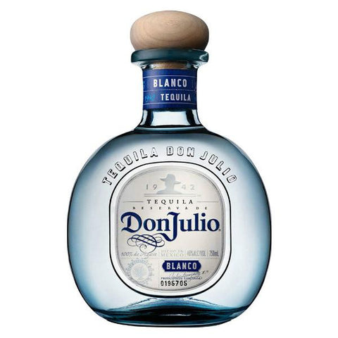 Don Julio Blanco Tequila | De Wine Spot - Curated Whiskey, Small-Batch Wines and Sakes
