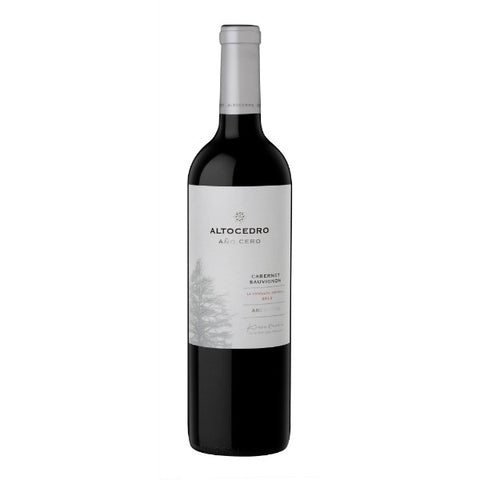 "Altocedro ""Ano Cero"" Malbec - De Wine Spot 