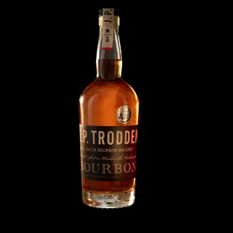 J.P. Trodden Small Batch Bourbon Whiskey - De Wine Spot | Curated Whiskey, Small-Batch Wines and Sakes