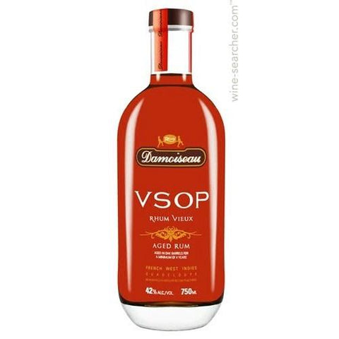Rhum Damoiseau VSOP Rum | De Wine Spot - Curated Whiskey, Small-Batch Wines and Sakes