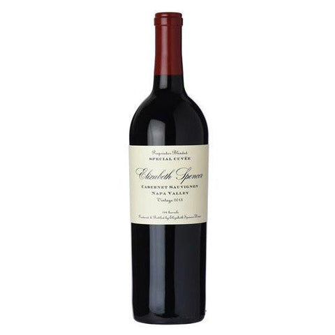 Elizabeth Spencer Napa Valley Cabernet Sauvignon | De Wine Spot - Curated Whiskey, Small-Batch Wines and Sakes