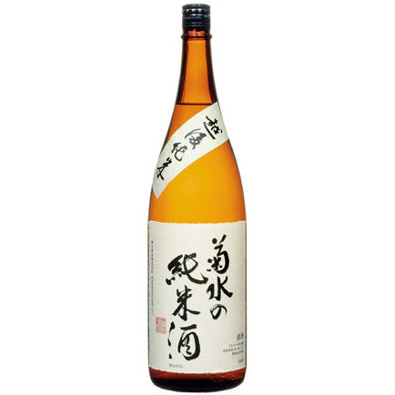 Kikusui Junmai Sake | De Wine Spot - Curated Whiskey, Small-Batch Wines and Sakes