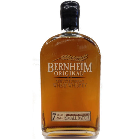 Bernheim Original 7 Year Old Kentucky Straight Wheat Whiskey - De Wine Spot | Curated Whiskey, Small-Batch Wines and Sakes