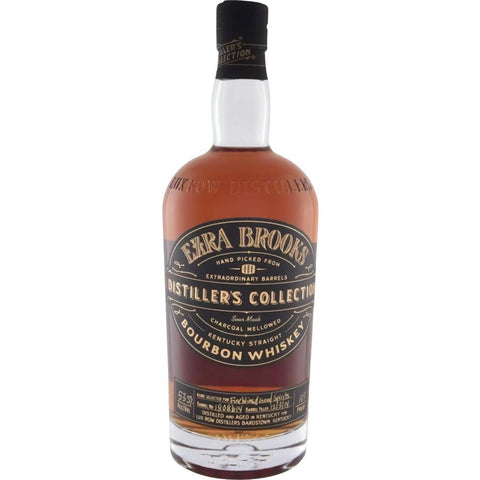 Ezra Brooks Distiller's Collection Kentucky Straight Bourbon Whiskey - De Wine Spot | Curated Whiskey, Small-Batch Wines and Sakes