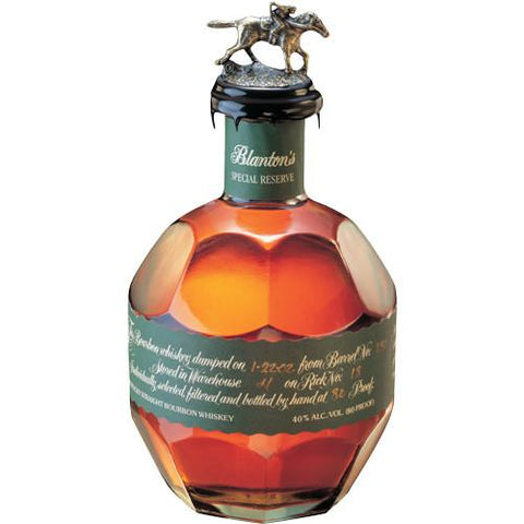 Blanton's Special Reserve Bourbon - De Wine Spot | Curated Whiskey, Small-Batch Wines and Sakes