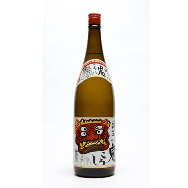 "Genbei Onikoroshi ""4 Eyed Devil"" Honjozo Sake - De Wine Spot 