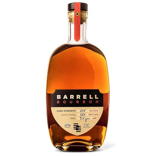 Barrell Bourbon Batch #015 - De Wine Spot | Curated Whiskey, Small-Batch Wines and Sakes