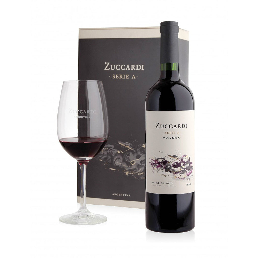 Familia Zuccardi Malbec Serie A - De Wine Spot | Curated Whiskey, Small-Batch Wines and Sakes
