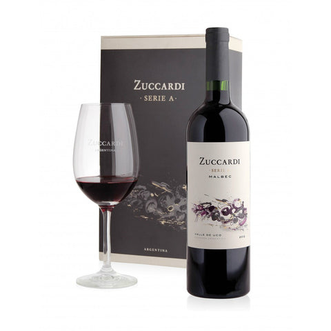 Familia Zuccardi Malbec Serie A | De Wine Spot - Curated Whiskey, Small-Batch Wines and Sakes