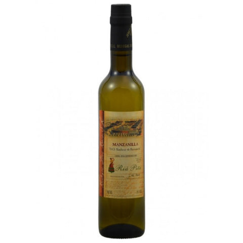 Bodegas Dios Baco Manzanilla Jerez-Xeres Sherry - De Wine Spot | Curated Whiskey, Small-Batch Wines and Sakes