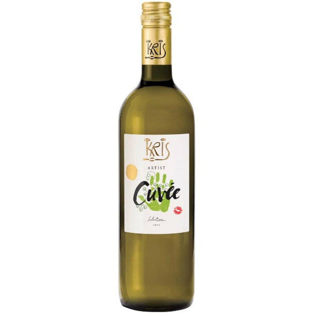 Kris Artist Cuvee Delle Venezie Pinot Grigio - De Wine Spot | Curated Whiskey, Small-Batch Wines and Sakes
