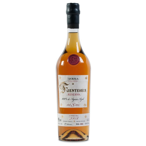 Fuenteseca Tequila 8 Years Old Reserva Extra Anejo Tequila - De Wine Spot | DWS - Drams/Whiskey, Wines, Sake