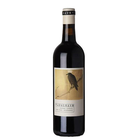 Valravn Sonoma County Old Vine Zinfandel - De Wine Spot | Curated Whiskey, Small-Batch Wines and Sakes