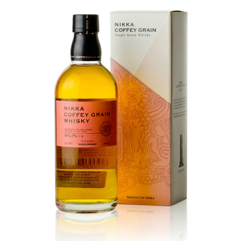 Nikka Coffey Grain Japanese Whisky | De Wine Spot - Curated Whiskey, Small-Batch Wines and Sakes